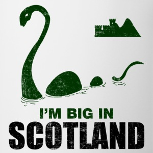 I'm Big In Scotland Women's T-Shirts - Coffee/Tea Mug