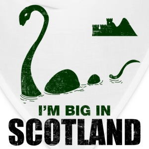 I'm Big In Scotland Women's T-Shirts - Bandana