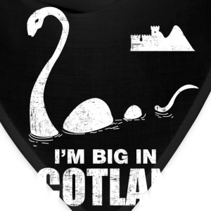 I'm Big In Scotland T-Shirts - Bandana