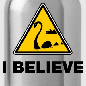 I Believe Loch Ness T-Shirts - Water Bottle