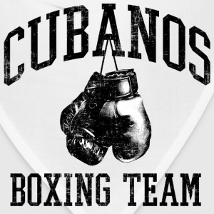 Cubanos Boxing Team Hoodies - Bandana