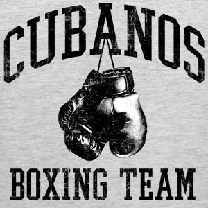 Cubanos Boxing Team Hoodies - Men's Premium Tank
