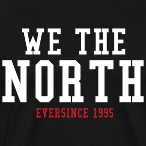 We The North Long Sleeve Shirts - Men's Premium T-Shirt