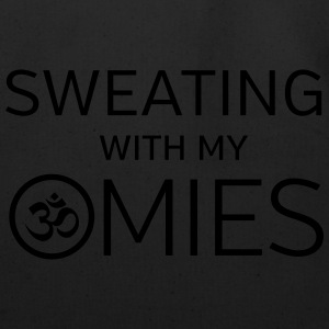 Sweating With My OMies Women's T-Shirts - Eco-Friendly Cotton Tote