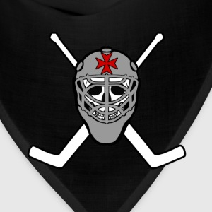 Goalie Crossed Sticks - Bandana