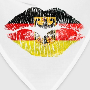 germany lips - Bandana