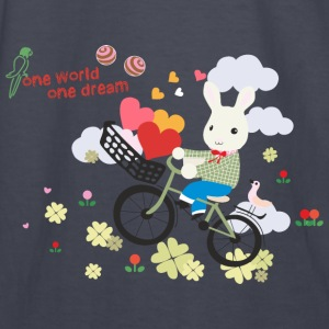 One World, One Dream - Kids' Long Sleeve T-Shirt