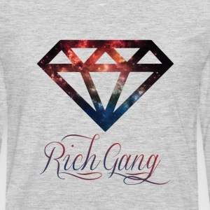 Rich gang  - Men's Premium Long Sleeve T-Shirt