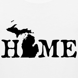 HOME - Michigan Long Sleeve Shirts - Men's Premium Tank