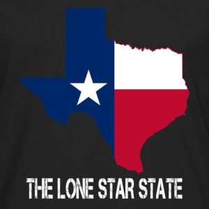 The lone Star State Texas - Men's Premium Long Sleeve T-Shirt