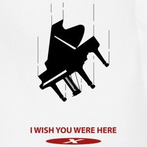 I Wish You Were Here - Adjustable Apron