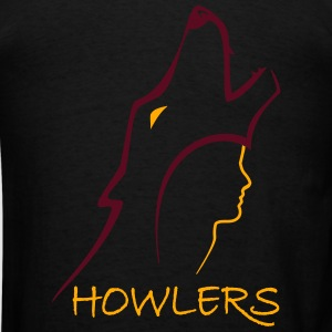 Original Howlers design for Red Rising Trilogy Hoodies - Men's T-Shirt