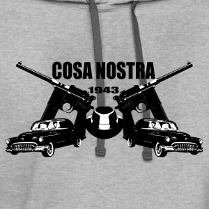 Cosa Nostra - Contrast Hoodie