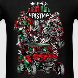 Off-Road Christmas Bundle Long Sleeve Shirts - Men's T-Shirt