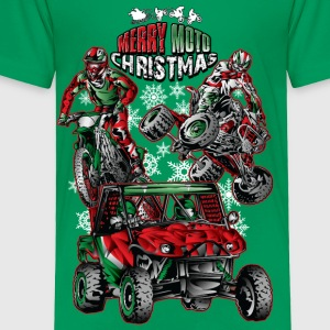 Off-Road Christmas Bundle Kids' Shirts - Toddler Premium T-Shirt