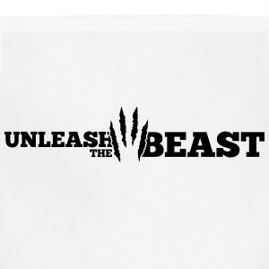 Unleash the Beast Bodybuilding Hoodies - Adjustable Apron