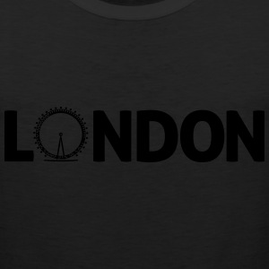 London T-Shirts - Men's Premium Tank