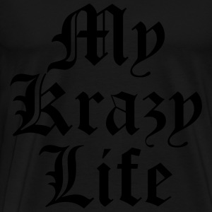 My Krazy Life Long Sleeve Shirts - Men's Premium T-Shirt