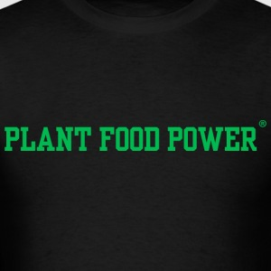 Plant Food Power Long Sleeve Shirts - Men's T-Shirt