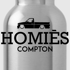(homies) T-Shirts - Water Bottle