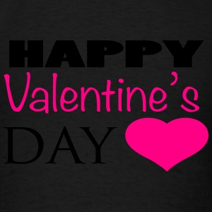 Happy Valentine's Day Hoodies - Men's T-Shirt