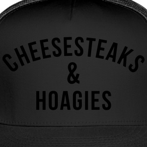 Cheesesteaks & Hoagies T-Shirts - Trucker Cap