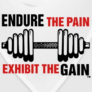Endure the Pain - Bandana