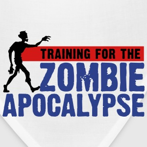 Zombie Apocalypse Gym Motivation Tanks - Bandana