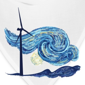 Windy Windy Night T-Shirts - Bandana