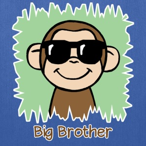 Big Brother Monkey Shirt - Tote Bag