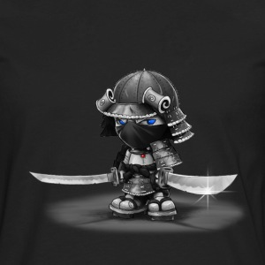 Chibi Samurai - Men's Premium Long Sleeve T-Shirt