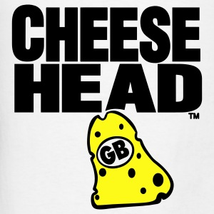 CHEESEHEAD GB - Men's T-Shirt