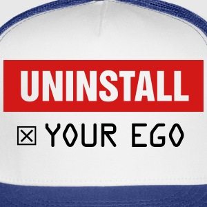 Uninstall Your Ego - Trucker Cap