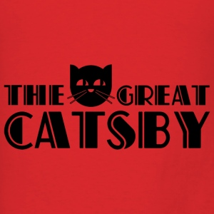 The Great Catsby Bags & backpacks - Men's T-Shirt