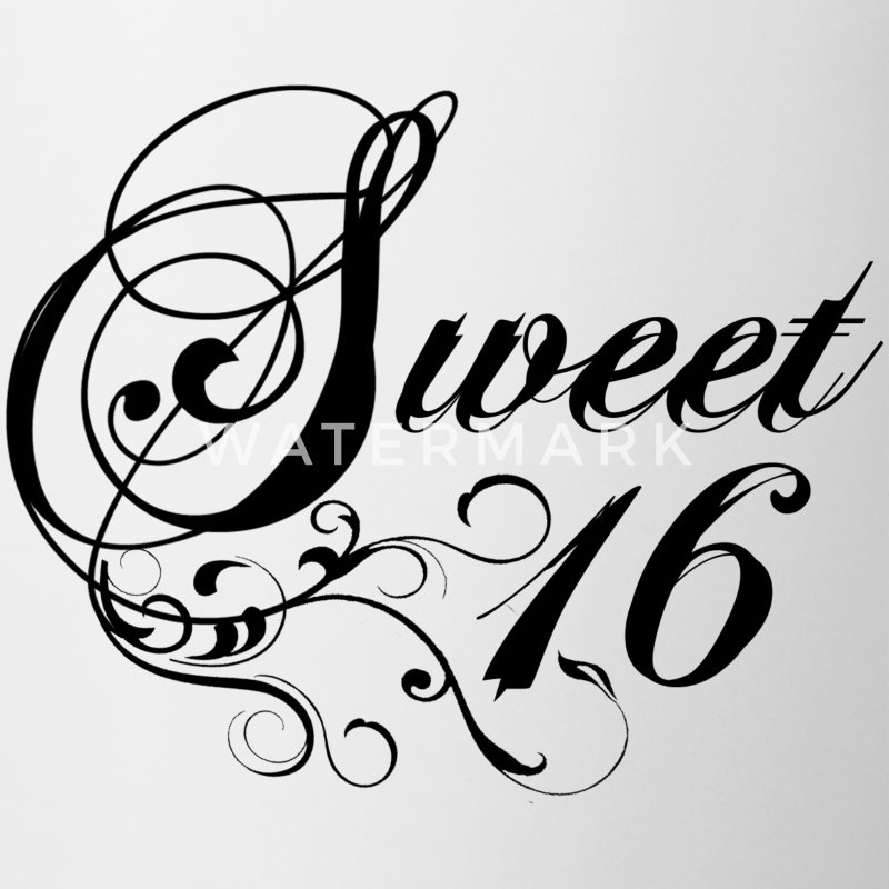 Sweet 16 - Coffee/Tea Mug