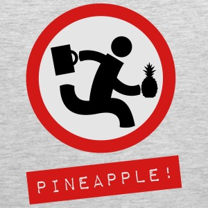 Chuck Pineapple! shirt - Men's Premium Tank