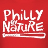 Philly By Nature T-Shirts - Men's T-Shirt