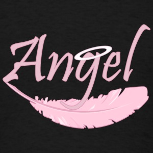 Pink Angel - Men's T-Shirt