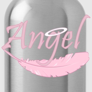Pink Angel - Water Bottle
