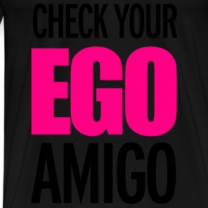 Ego Long Sleeve Shirts - Men's Premium T-Shirt