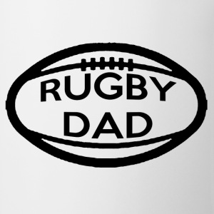 Rugby Dad T-Shirts - Coffee/Tea Mug