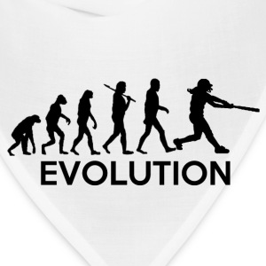 Evolution of a Softball Players T-Shirts - Bandana