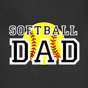 Softball Dad T-Shirts - Adjustable Apron