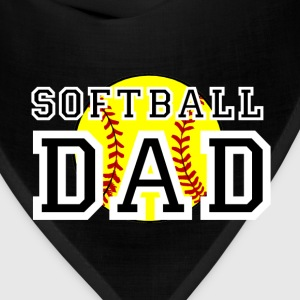 Softball Dad T-Shirts - Bandana