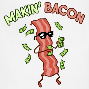 Makin' Bacon T-Shirts - Adjustable Apron