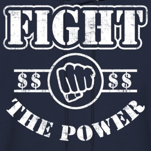 Fight The Power Women's T-Shirts - Men's Hoodie