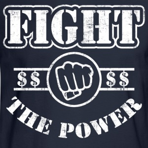 Fight The Power Women's T-Shirts - Men's Long Sleeve T-Shirt