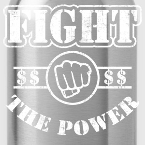 Fight The Power Women's T-Shirts - Water Bottle