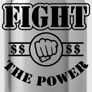 Fight The Power T-Shirts - Water Bottle