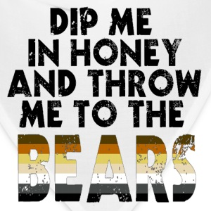Throw Me to The Bears T-Shirts - Bandana